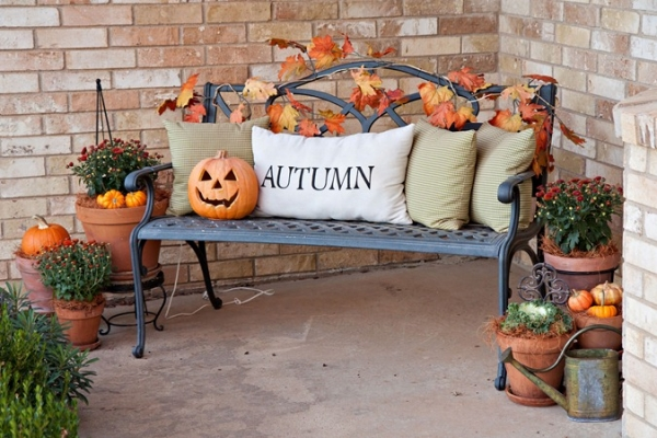 Outdoor Country Decor