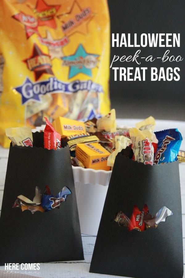 Peek-a-Boo Treat Bags
