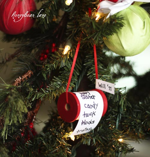 Christmas Ornaments Crafts For Kindergartenl Pinterest