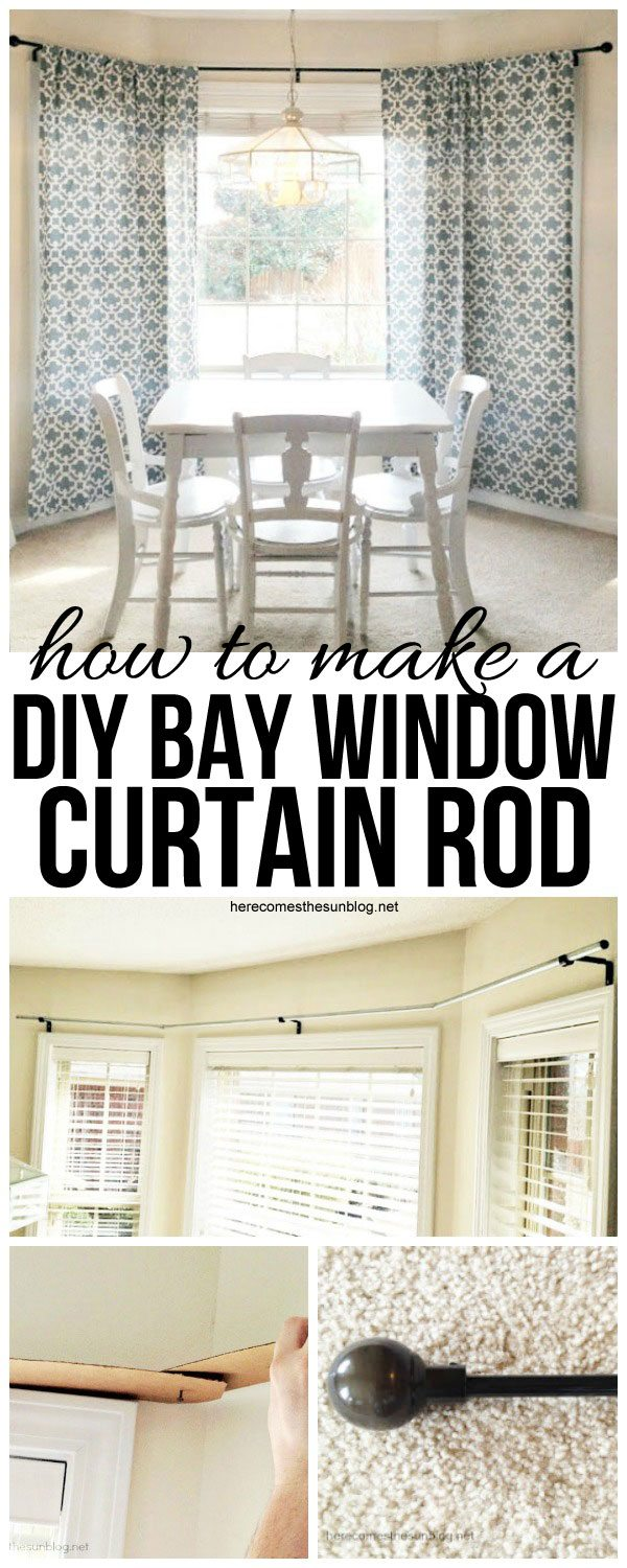 how to make net curtains look modern