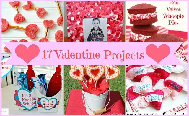 17 Valentine Projects from herecomesthesunblog.net
