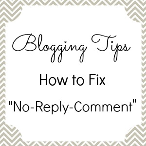 "How to Fix ""No-Reply-Comment"" on Blogger"