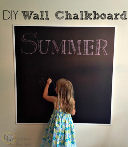 DIY+Wall+Chalkboard