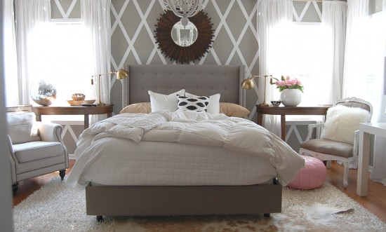 How to Decorate a Rental: Room Makeovers from The Nester ...