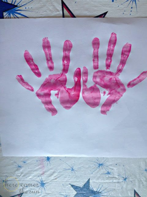 Summer Fun Camp: Handprint Crab