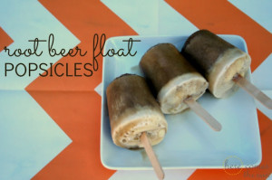 Root+Beer+Float+Popsicles
