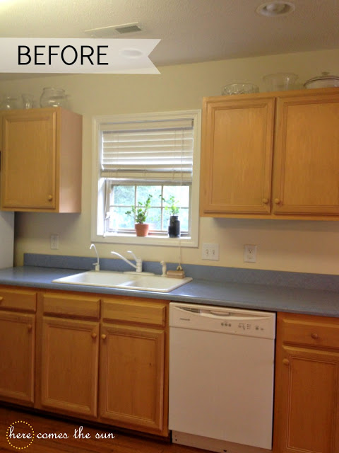 Update Kitchen Countertops Without Replacing Them
