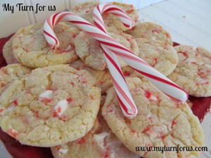 Candy+Cane+Cookies