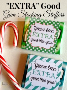 Extra Good Gum Stocking Stuffers title #shop