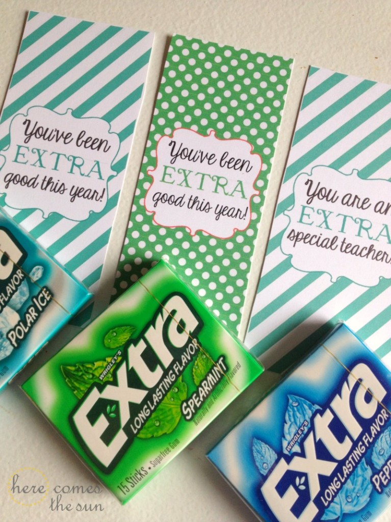Extra Gum Stocking Stuffers #shop