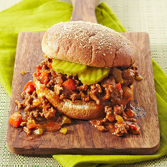 All American Sloppy Joes