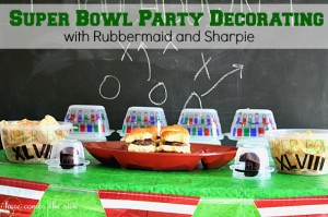 Super Bowl Party Decorations