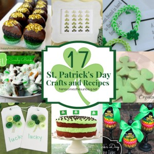 17 St. Patrick's Day Crafts and Recipes