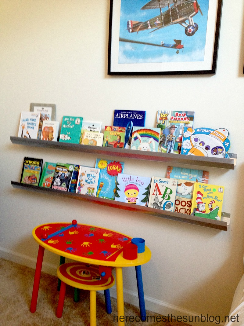 DIY Bookshelf final