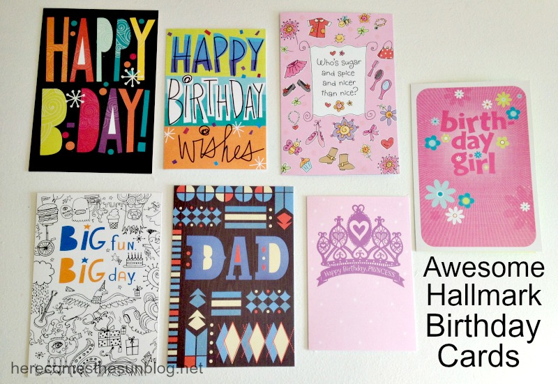 Hallmark Value Cards