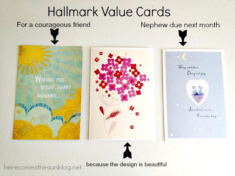 Hallmark Value Cards