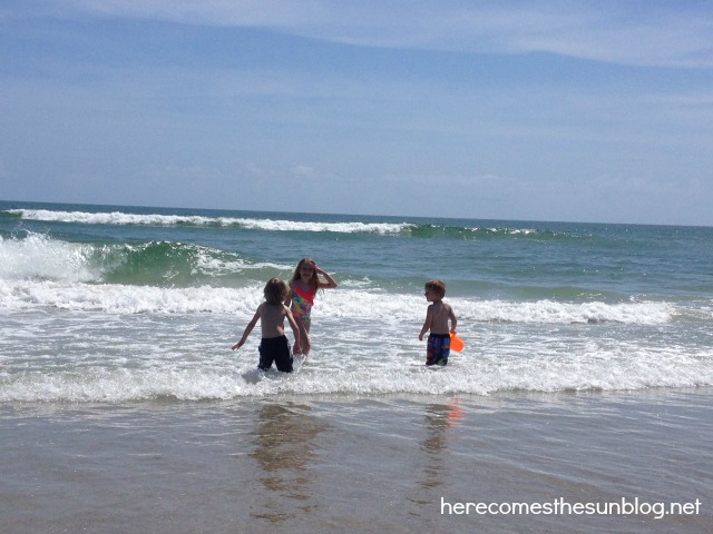 tips for beach vacation