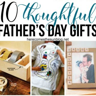 10 Thoughtful Father's Day Gift Ideas