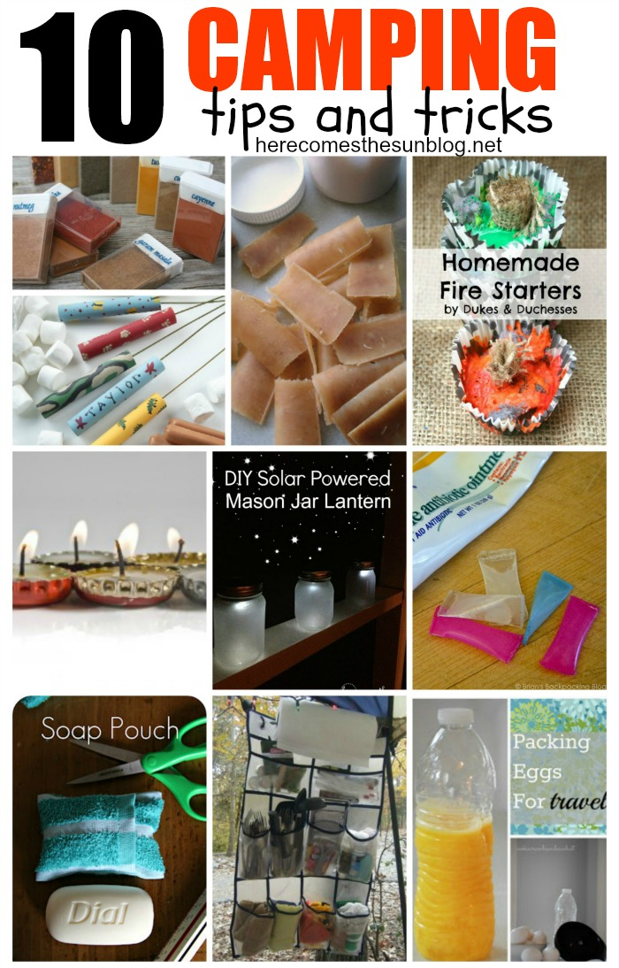 Camping Craft Ideas For Girl Scouts