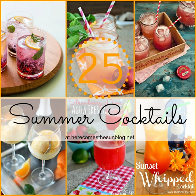 25 Summer Cocktails