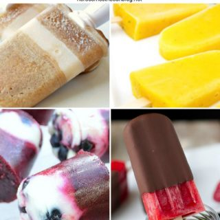 20 Popsicle Recipes to Beat the Summer Heat!
