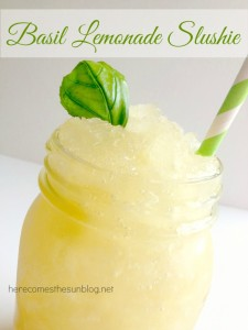 Basil-Lemonade-Slushie