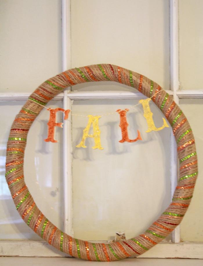 Glitter-Burlap-Fall-Wreath