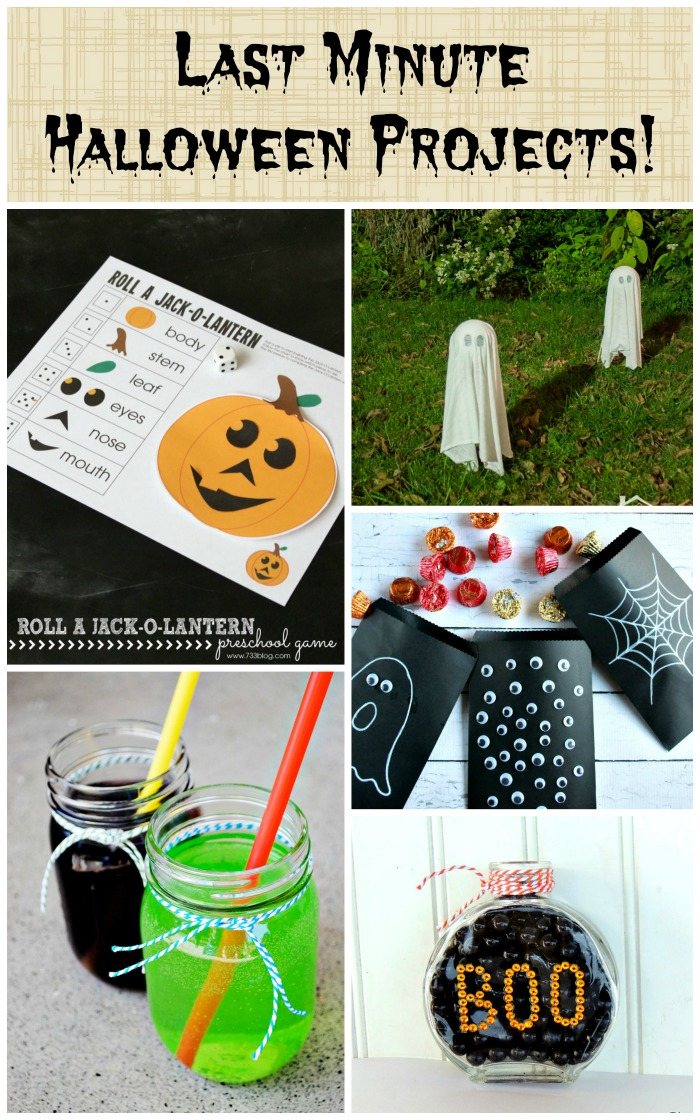 Last Minute Halloween Projects (1)