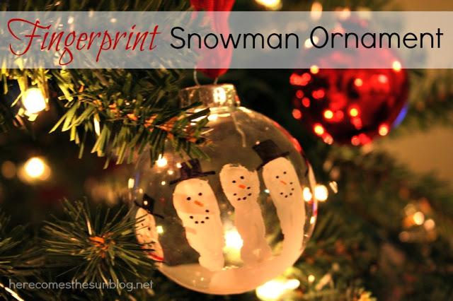 fingerprint+snowman