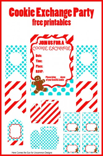 Cookie-Exchange-Party-Free-Printables