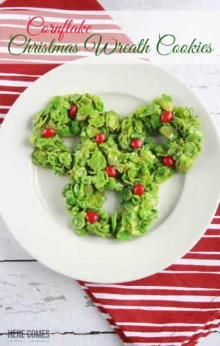 Cornflake-christmas-wreath-cookies