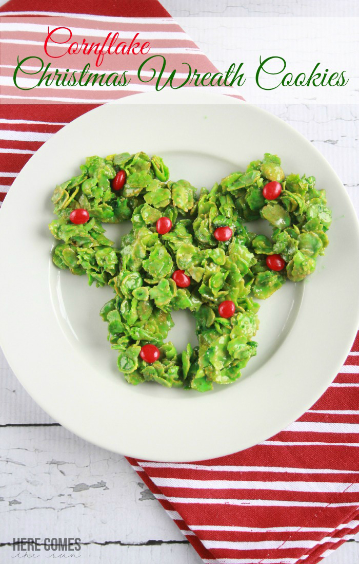 Cornflake-christmas-wreath-cookies