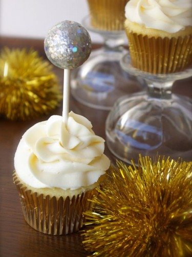 ball drop cupcake topper 6