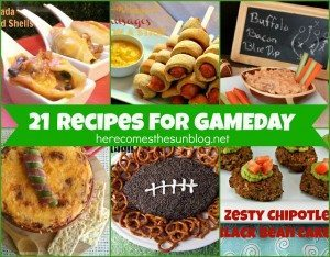 21 Recipes for Game Day