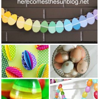 10 Easter Egg Projects