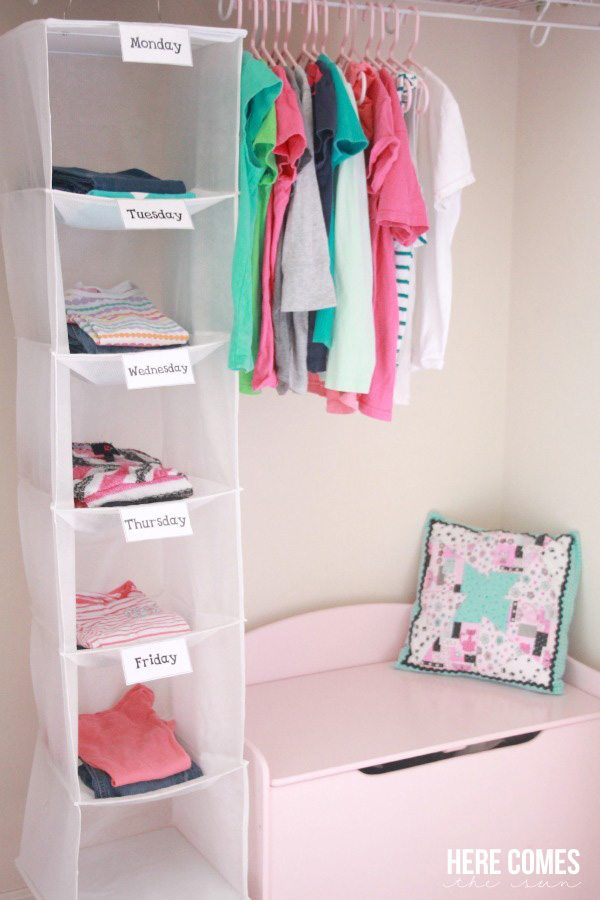 Back-to-school-clothes-organization