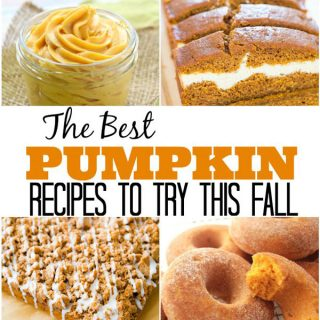 The Best Pumpkin Recipes to Try this Fall