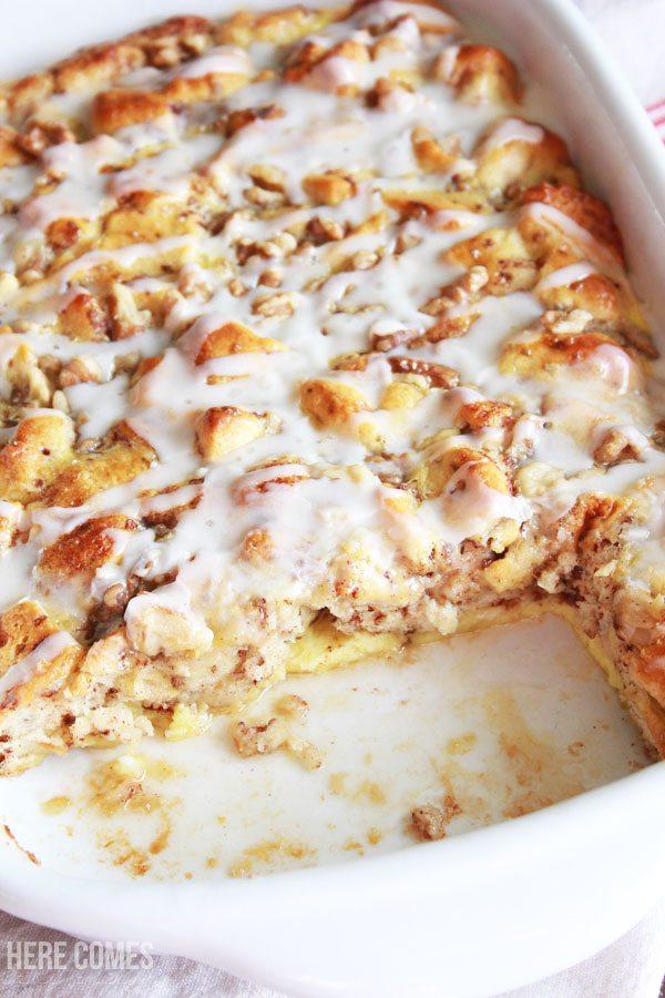 Pillsbury Cinnamon Roll Cake Mix Recipes