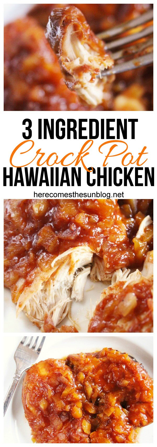 how to make hawaiian chicken