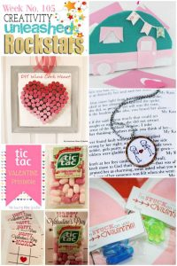Creativity Unleashed Link Party #106 and MOEN Giveaway!
