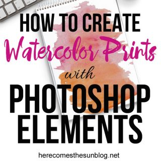 create-digital-watercolor-prints-with-photoshop-elements-title-featured