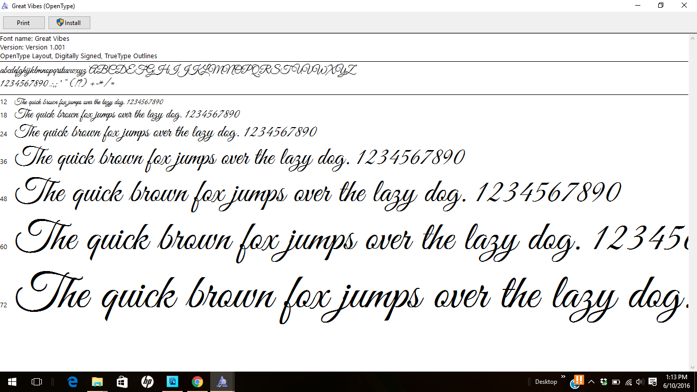 Installing fonts on your computer is easy with this step-by-step guide!