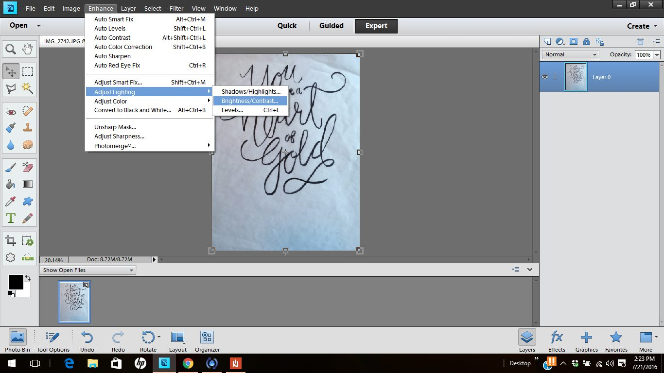 how to digitize handwriting 1