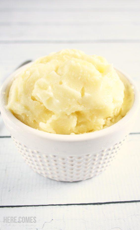 Pineapple Sorbet Recipe — Dishmaps