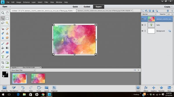 create-clipping-masks-with-photoshop-elements 2.
