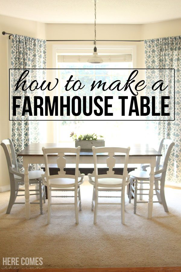 farmouse table title
