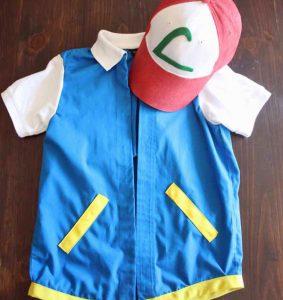 DIY Pokemon Ash Costume