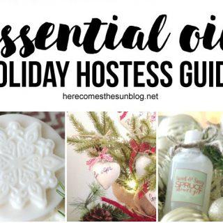 Essential Oils Holiday Hostess Guide