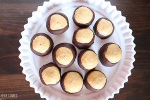 5 Ingredient Peanut Butter Balls
