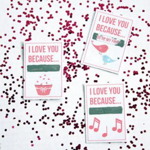 DIY Scratch-Off Valentines